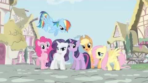 My Little Pony Friendship is Magic German intro