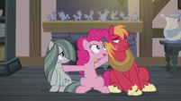 "Pinkie Pie ""you too, right, Big Mac?"" S5E20"
