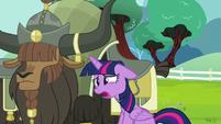 Twilight says Spike's name S5E11