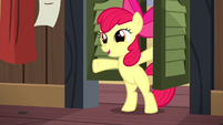 Apple Bloom calls for Sheriff Silverstar S5E6