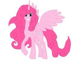 File:FANMADE Pinkie Pie as alicorn.jpg