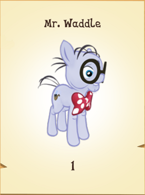 File:Mr. Waddle MLP Gameloft.png