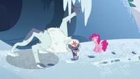 Pinkie screams in fear S5E11