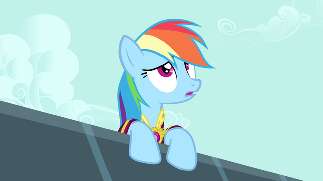 File:Rainbow Dash sighing, S4E23.png