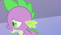 "Spike ""I need to be alone"" S4E24"