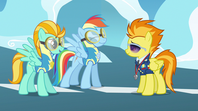 File:Rainbow Dash beaming grin S3E7.png