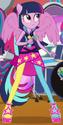 Twilight Sparkle anthro ID EG2
