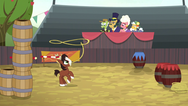 File:Young Trouble Shoes tries out for rodeo school S5E6.png
