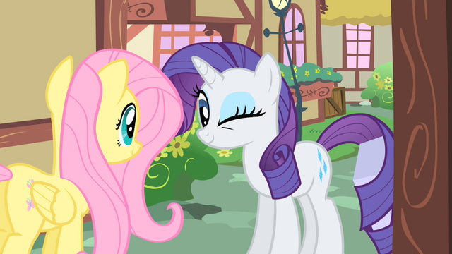 File:Rarity winking S1E25.png