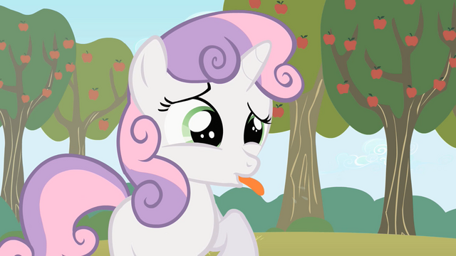 File:Sweetie Belle pffffft S1E18.png