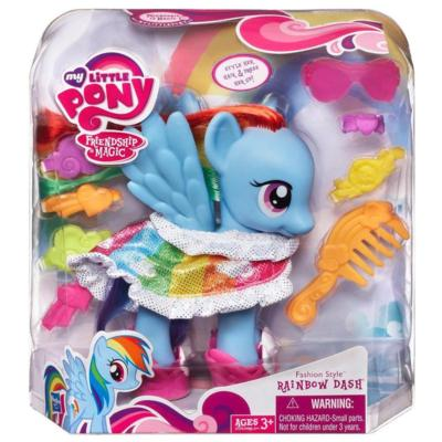 Equestria Daily: New MLP Toys