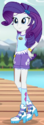 Rarity Camp Everfree outfit ID EG4