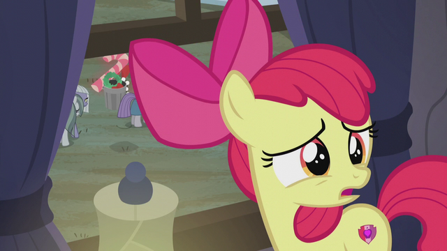 """File:Apple Bloom """"once you get to know her"""" S5E20.png"""