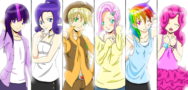 File:FANMADE My little pony.png
