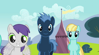 Pegasi watching S2E22