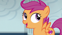 "Scootaloo ""how could anything go wrong?"" S6E14"