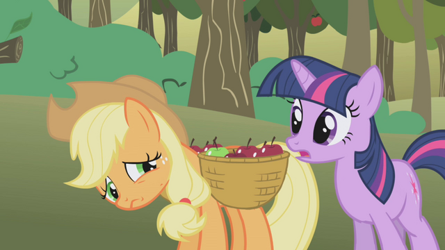 "File:Twilight ""you're working too hard"" S1E04.png"