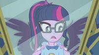 Twilight sees Midnight Sparkle's wings EG4