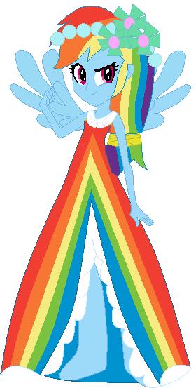 image fanmade rainbow dash human canterlotpng my