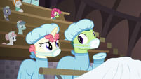 "Masked Pony 2 ""did she say apple blight?"" S6E23"