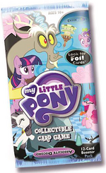 MLP CCG Absolute Discord booster pack