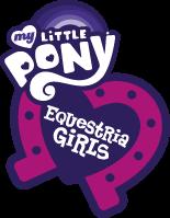 File:My Little Pony Equestria Girls logo Hasbro.com teaser site.png