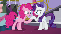 "Pinkie ""They look scrubbied"" S5E14"