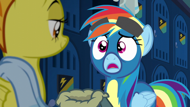 """File:Rainbow """"put my regular name on it"""" S6E7.png"""