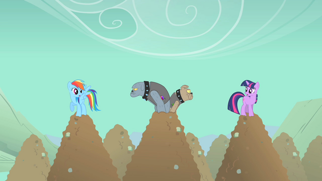 File:Rainbow Dash and Twilight Sparkle spot Diamond Dogs S01E19.png
