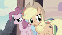 "AJ ""You can't force nopony to be friends!"" S5E02"