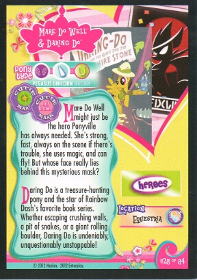 File:Mare Do Well & Daring Do Enterplay trading card back.jpg