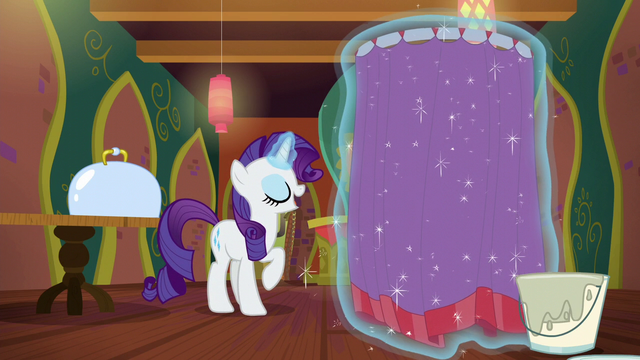 File:Rarity drops curtain over Coriander Cumin S6E12.png