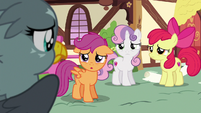 """Scootaloo admitting """"we can't help you"""" S6E19"""
