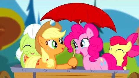 Spanish My Little Pony Apples To The Core - Reprise HD