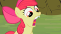 Apple Bloom showing her chipped tooth S2E6.png