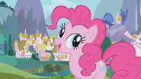 "Pinkie Pie ""isn't this exciting"" S01E02"