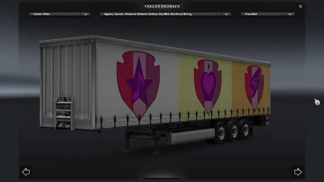 File:FANMADE ETS2 Pete 389 Custom - CMC Skin 10.png