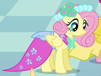 File:Fluttershy bridesmaid ID S2E26.png