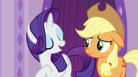 """Rarity """"start our short time at the spa"""" S6E10"""