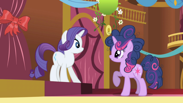 File:Rarity surprised at Twilight's mane S1E1.png