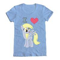 Merchandise T-Shirt I heart Derpy