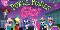 Power Ponies Go/Gallery