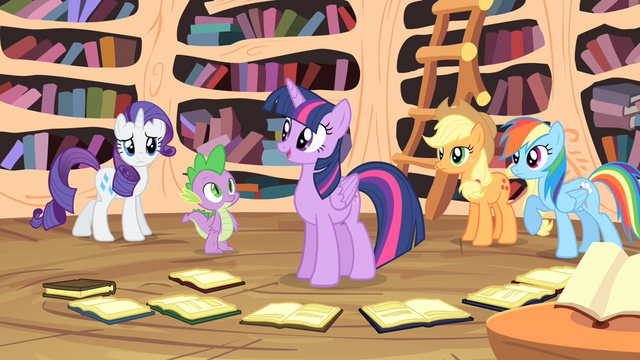 File:Twilight 'The good news is that I found a spell...' S4E07.png