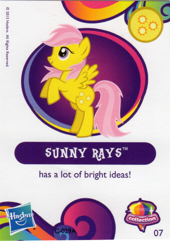 File:Wave 10 Sunny Rays collector card.jpg