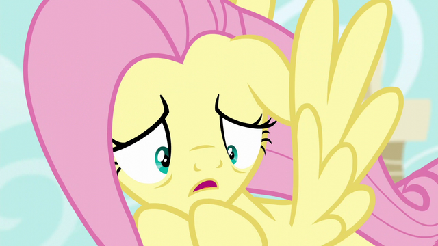 """File:Fluttershy """"excuse my language"""" S6E11.png"""