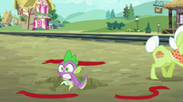 Spike Ready To Explode S03E11
