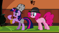 Twilight gathers evidence S2E24