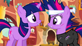 Twilight talking to future Twilight S2E20.png