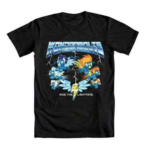 File:Wonderbolts Ride the Lightning T-shirt WeLoveFine.jpg