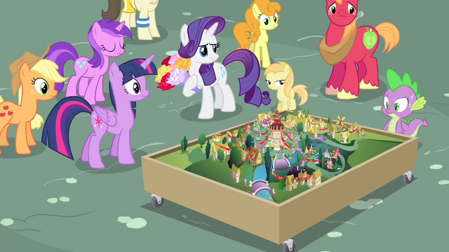 File:A small-scale model of Ponyville S4E13.png